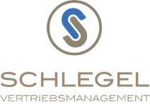 SCHLEGEL-VERTRIEBSMANAGEMENT-Logo-Kette-Braun-Blau